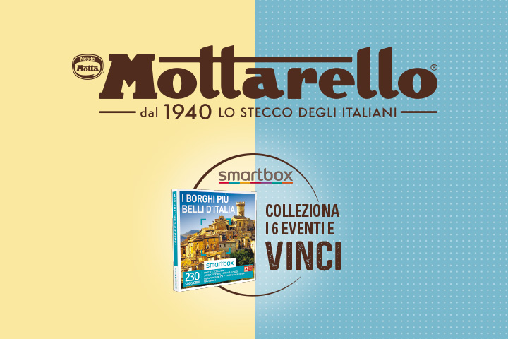Ripercorri la storia Italiana insieme a Mottarello