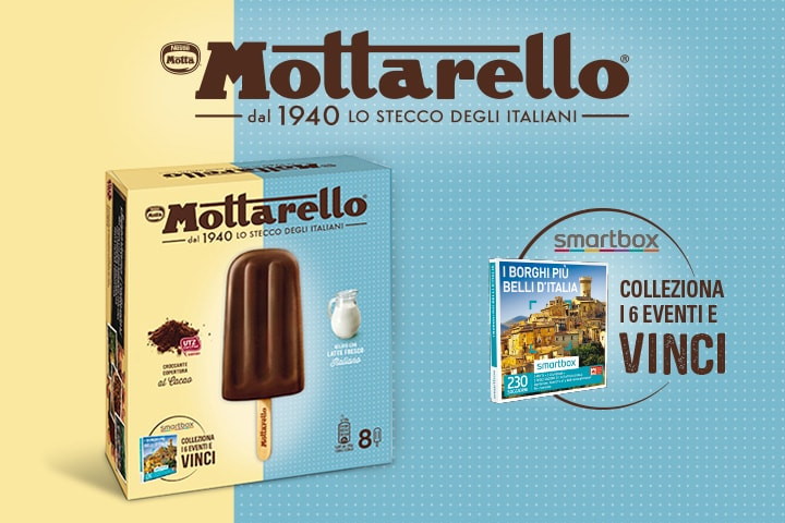 Ripercorri la storia italiana insieme a Mottarello: vincere è facilissimo!